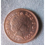 Moneda One Penny Inglaterra 2003