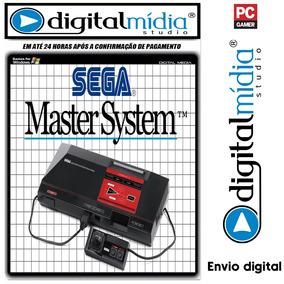 Master System Emulador Completo Pc - Envio Digital