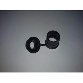 Conector De Pvc Para Caño Con Rosca 3/4