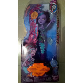 Monster High Arrecife Monstruoso Frankie Stein Draculaura