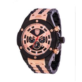 Relógio Masculino Lamborghini Lb90052654m