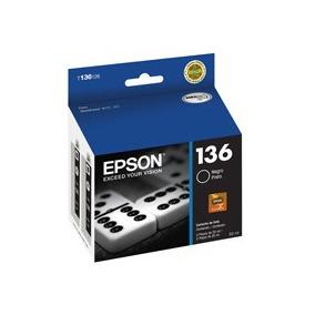 Epson Cartucho De Tinta Negro Para Workforce K101 Y K301