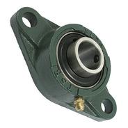 Ucfl 205 Mancal + Rolamento C/eixo 25mm