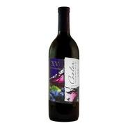 Cooler De Vinho Tinto Com Suco De Uva 720ml - Xv De Novembro