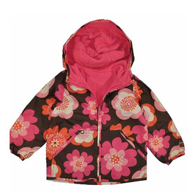 Campera Impermeable Reversible Carters 18 Meses
