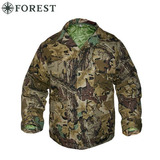 Camisaco Camuflado Con Interior Termico Forest Leather