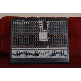 Xl2400 Mesa De Som Behringer Xenyx Xl 2400 Pro 24 Canais