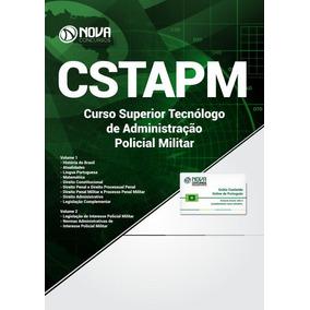 Apostila Cstapm-sp 2018- Curso Superior Tecnólogo De Adm Pm