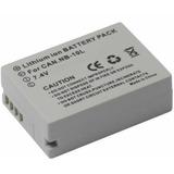 Bateria P/ Canon Nb-10l En Blister Sx40 Sx50 G1x G14 G15
