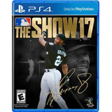 Mlb 17 The Show Ps4 Formato Digital