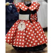 Vestido Minie Vermelha