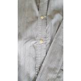 Camisa James Smart Talle M Elegante Perfecto Estado
