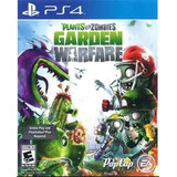 Juego Ps4 Plants Vs Zombies Online Play Station Plus