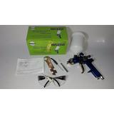 Pistola De Pintar Experto + Anteojos Steelpro