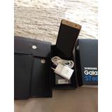 Samsung Galaxy S7 Edge G935f Dourado + Brinde - Defeito Tela
