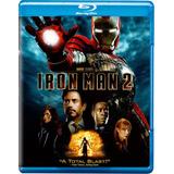 Iron Man 2 Blu-ray O