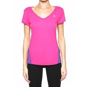 Camiseta adidas Essentials Clima 3s Lw Feminina 894d415b0e1a3