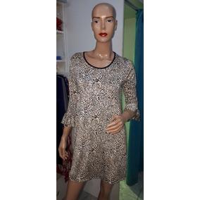 Vestido, Remeron De Jersey Y Lycra Vs Modelos