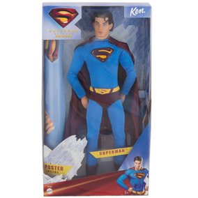 Boneco Ken Superman - Mattel