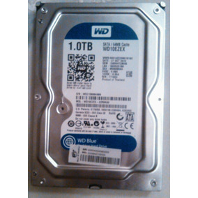 Disco Duro Western Digital 1.0tb Wd Blue