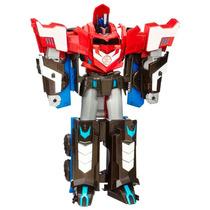 Boneco Transformers Hasbro Robots Mega Optimus Prime