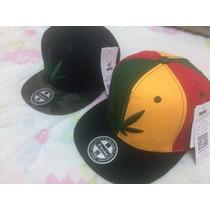 Boné Aba Reta Jamaica Bob Marley Wuke Snapback