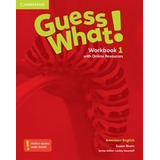 American English Guess What! Workbook With Online Resources