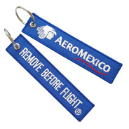 Llavero   Remove Before Flight ® Amx