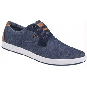Tenis Casuales Urban Shoes 0461 Id160605 Azul Hombre