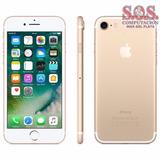 Celular Iphone 7 128gb Dorado Gold Apple