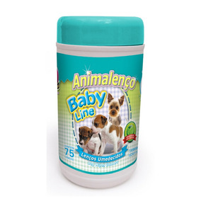 Lenço Umedecido Para Cachorro Filhote - Animalissimo