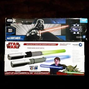 Sabres De Luz Star Wars - Wii - Anakin + Yoda & Darth Vader