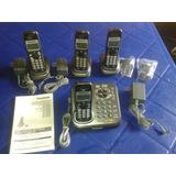 Telefonos Panasonic Dect 6.0 Kx Tg9341t Dect6.0 Contestadora