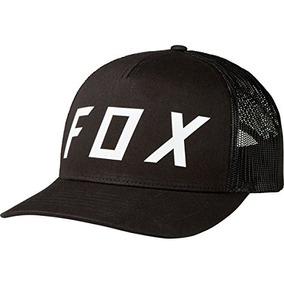 Fox Racing Womens Moth Trucker Sombreros Ajustable Un Tamañ