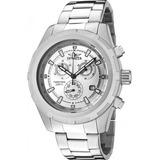 Reloj Invicta 01558 Hombre Fecha Dia Crono 50m Sumergible.