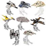 Hot Wheels Star Wars Naves De Coleccion Peliculas Zona Sur