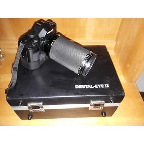 Câmera Fotográfica Yashica Dental Eye Ii + Objetiva + Flash
