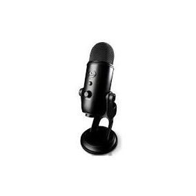 Microfono Blue Mic Usb Yeti Multipatron Garantía Oficial