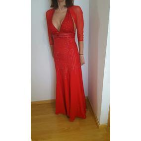 Vestido De Fiesta De Jorge Ibáñez (solo 1 Uso)