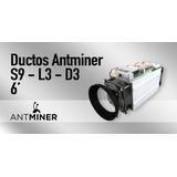 Ducto Salida 6 Pulgadas Antminer S3 S5 S5+ S7 S9 D3 L3+