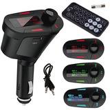 Transmisor Fm Am Mp3 Para Auto