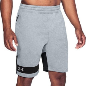 Short Under Armour Training Mk1 Terry Hombre Gr/ng