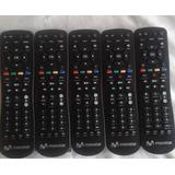 Control Remoto Para Decodificador Movistar Hd Y Sd Original