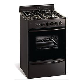 Cocina A Gas Longvie 13331 Mf. Marron 56cm Tio Musa