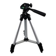 Tripode 1,20mts Fotografia + Celular Foto Nikon Canon Sony