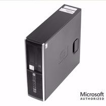 Desktop Pc Hp Core 2 Duo 3.10 Ghz 6gb 500gb Windows 10 Wifi