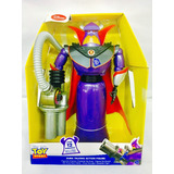 Toy Story Zurg Parlante 12 Frases Disney Collection