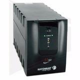 Ups Interactiva 1000va Micronet1000 6 Tomas Reguladas 1 Kva