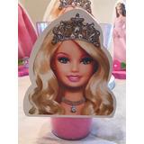 Kit Festa Barbie Palácio Dos Enfeites Princesa Aniversário