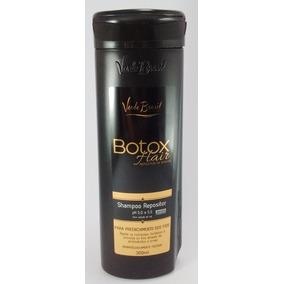Shampoo Botox Hair Aumento Volume Anti Residuo Sem Sal
